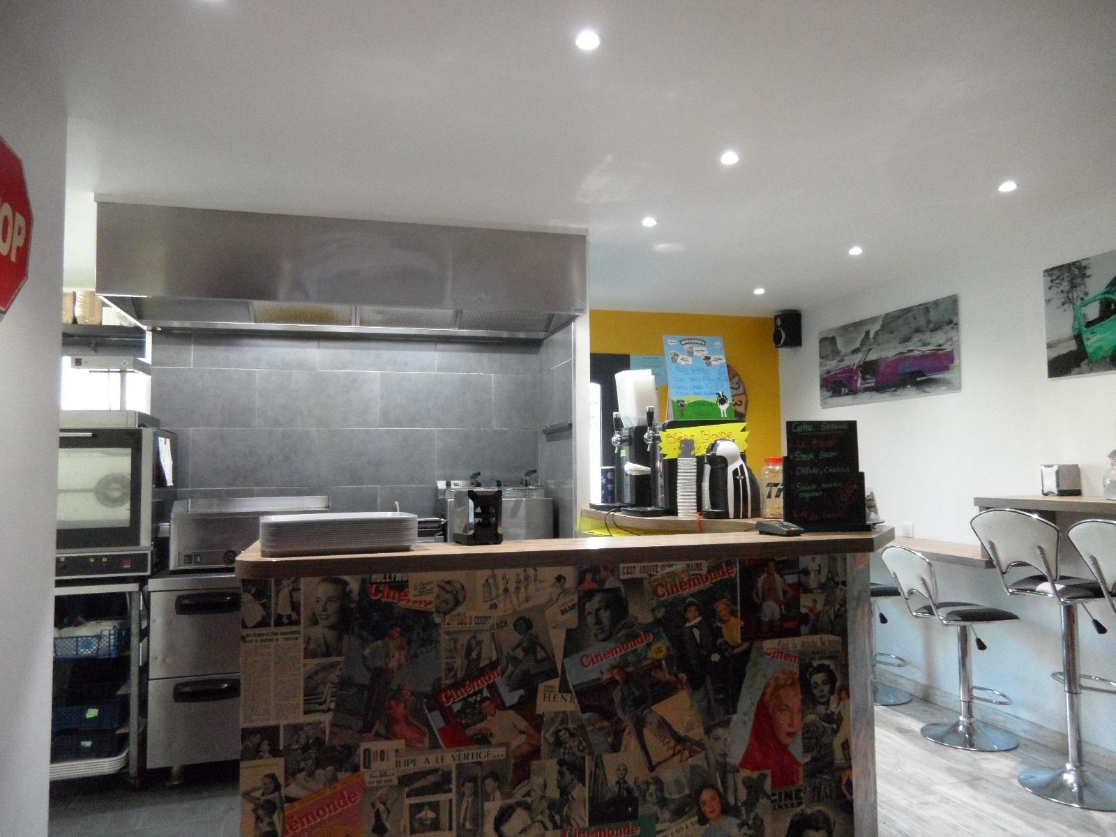 vente immobilier professionnel 85 restauration rapide avec terrasse centre. Black Bedroom Furniture Sets. Home Design Ideas